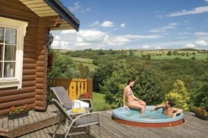 Lodges with hot tubs Yorkshire
