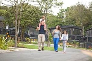 Luxury holiday parks UK